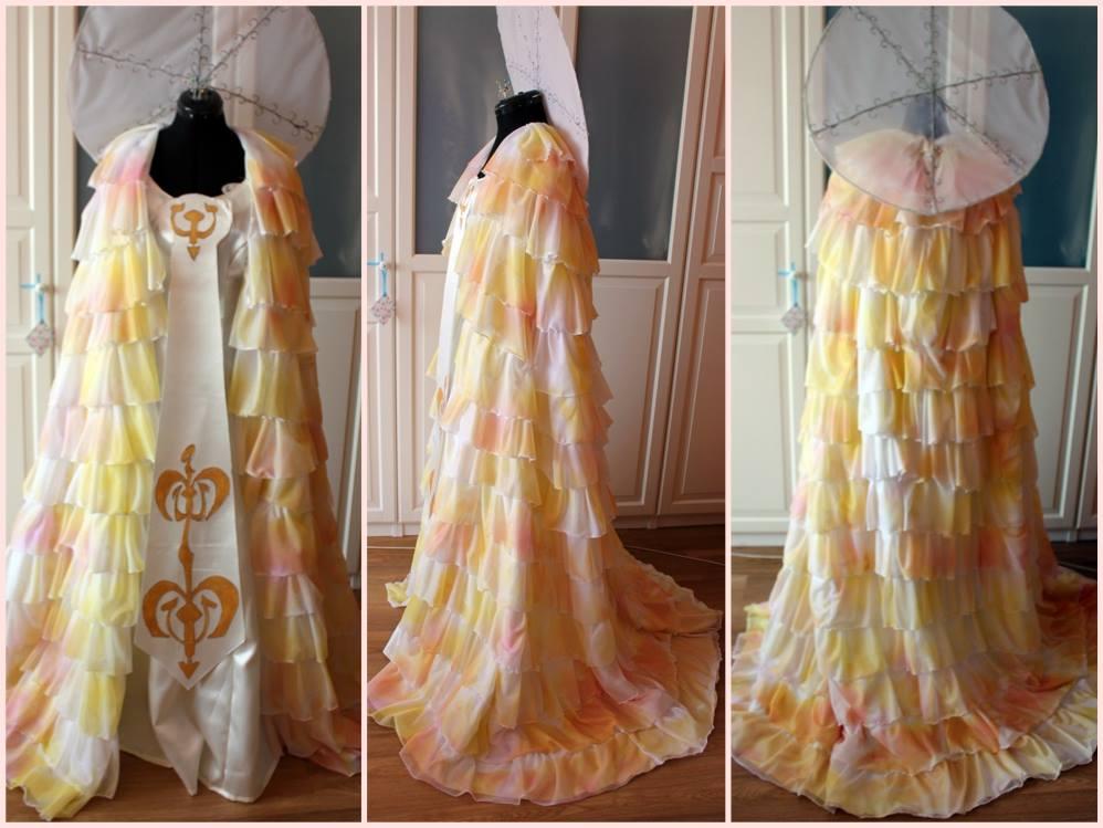 Amidala Celebration Gown by Dira-Chan