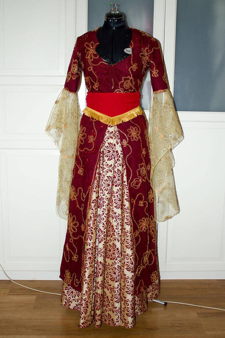 Orient Festival Larp Outfit by Dira-Chan