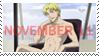 november 11: 1 by master-deus