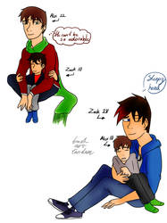 Child-Young Brothers by Patty3001