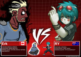 STREET FIGHTER- Contest by E-mArt123