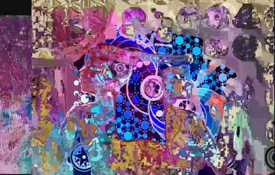 glitch art 644444466 by jiqoirs