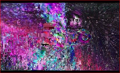 Shatter Glitch by jiqoirs