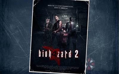 Bioh4zard 2 - Poster by VoYtHAs