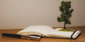 The Tiny Trees Project 00003 by TomSimmonds