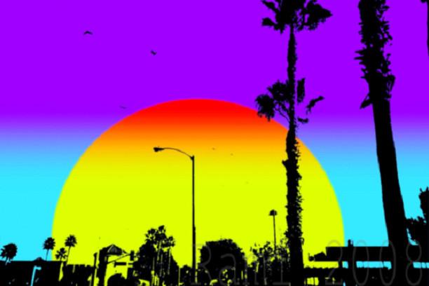 California by RAMILIVES