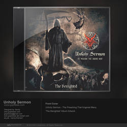 Unholy Sermon Album cover