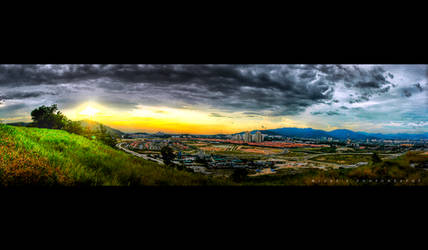 Panoramic HDR Test by equinoxe7