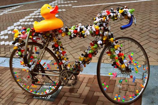 ducky bike