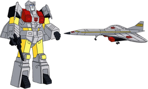 Aerial-Bots part 3 Silverbolt