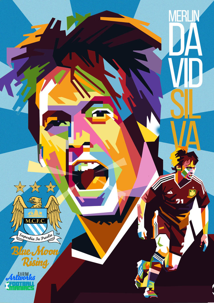 David Silva by thesarim1