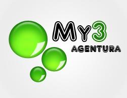 Logo My3 by Lifety