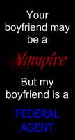 My boyfriend......