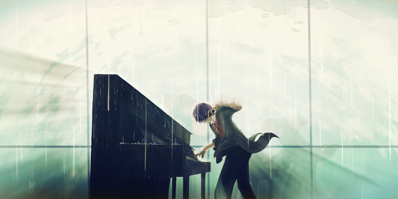 Sunny Rain by lriis