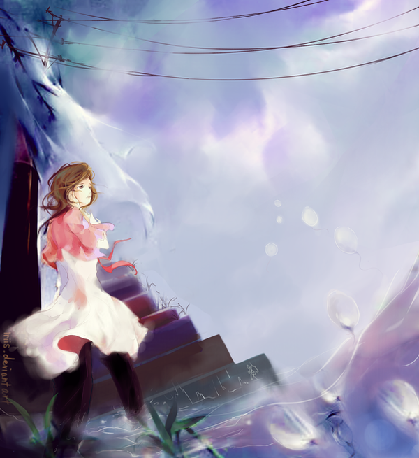 Where's Heaven? by lriis