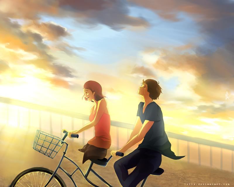 Journey by lriis