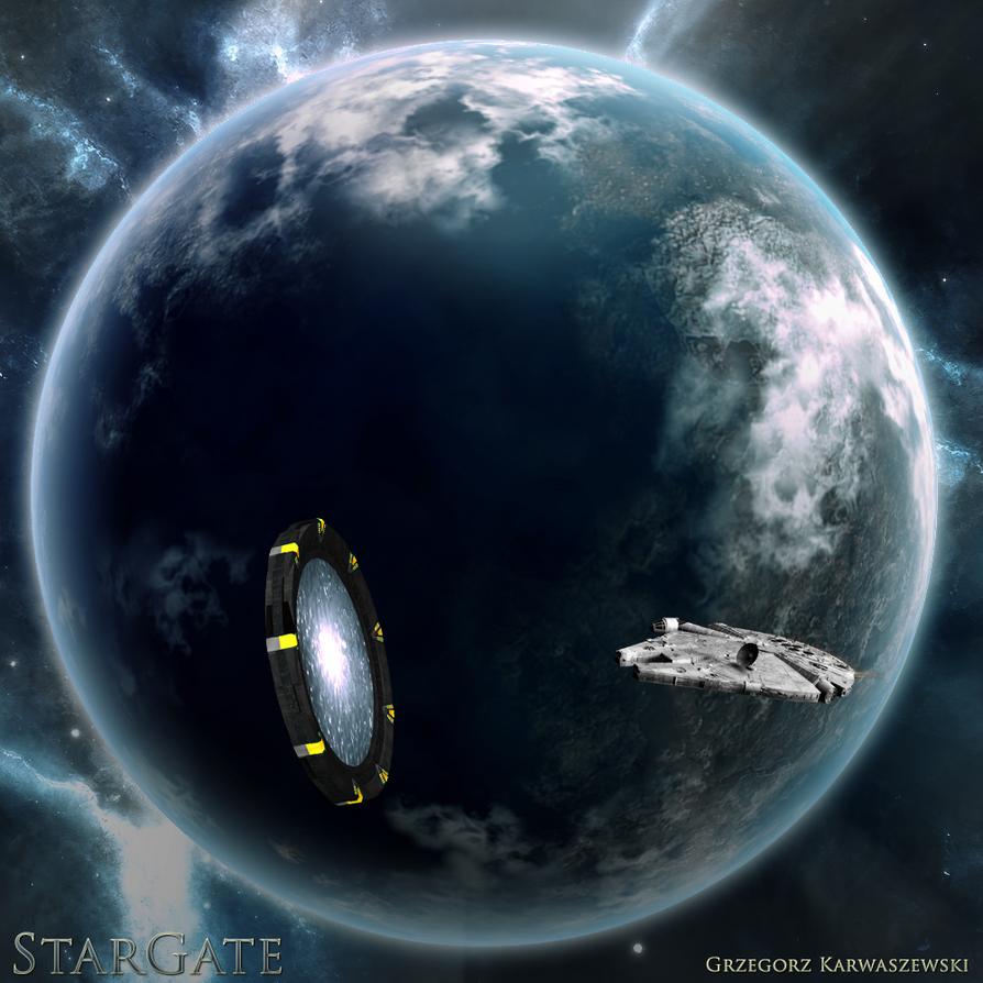 StarGate by majareq