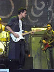 John Mayer at Norwegian Wood