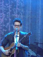 John Mayer at Norwegian Wood 3 by EverythingPsycho