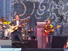 John Mayer at Norwegian Wood 4 by EverythingPsycho
