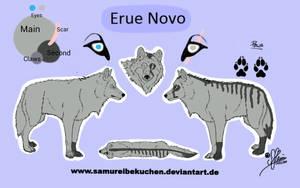 Erue Ferit Novo by EverythingPsycho