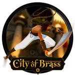 City of Brass - Dock Icon by courage-and-feith