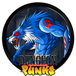Dungeon Punks (Game) - Dock Icon by courage-and-feith