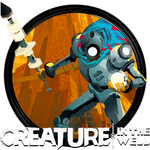 Creature In The Well - Dock Icon by courage-and-feith