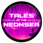 Tales of The Neon Sea - Dock Icon by courage-and-feith