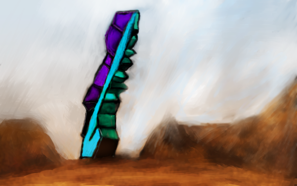 Desert Crystal by digitalQube18