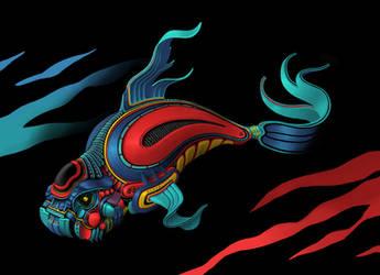 Boldfish by PaxsonArt
