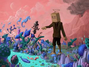 Boy Robot, Episode 4: The Tree