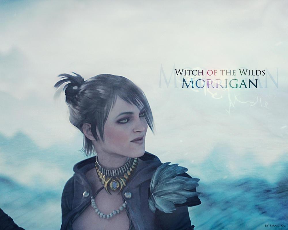Dragon age - Morrigan by Smilika
