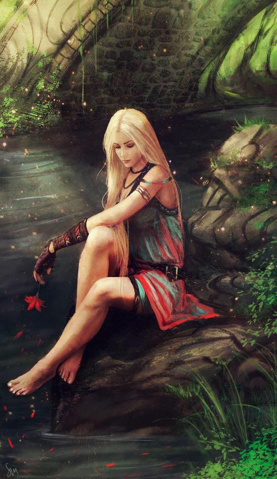 Wild flower by Smilika