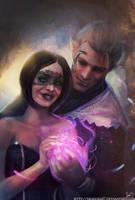 Lorelei and Demetrius by Smilika