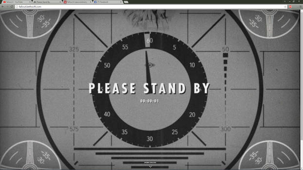 Fallout 4 - The last second of uncertainty
