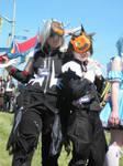 Halloween Town Riku and Sora