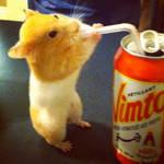 Use a straw