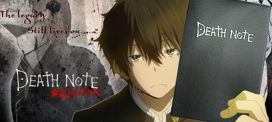 Houtarou Oreki Death Note By Abdu1995 On Deviantart