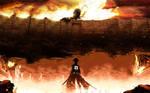 Attack on titans anime wallpaper [1920x1200]