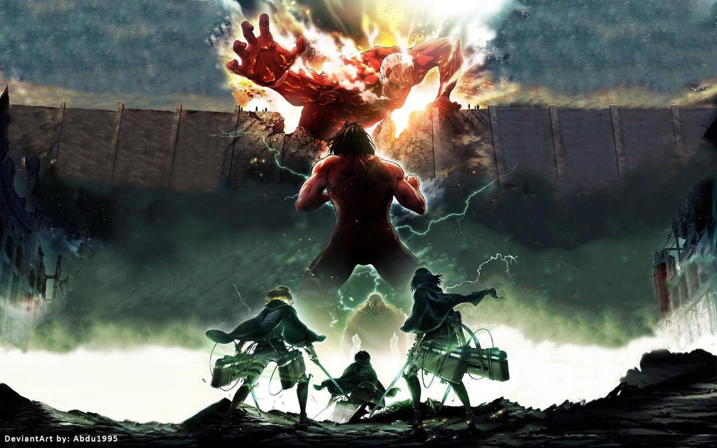 attack on titan season 2 ile ilgili görsel sonucu