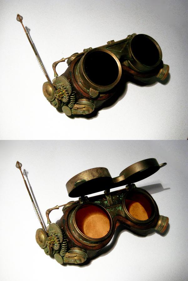 steampunk goggles by deepset on DeviantArt