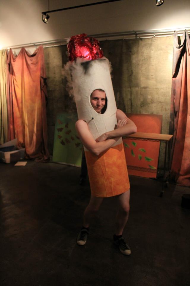 Cigarette Costume - Ryan Piotrowski Designer by TrowskiDesign ...  sc 1 st  DeviantArt & Cigarette Costume - Ryan Piotrowski Designer by TrowskiDesign on ...