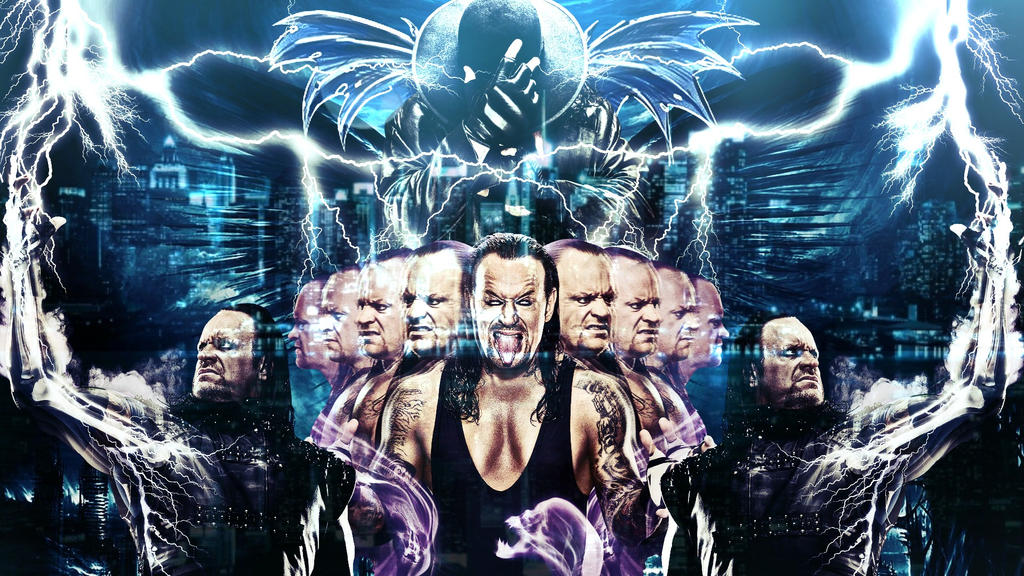 Undertaker Wallpaper GFX By XXMAGICxXxPOWERXx