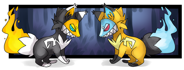 Ash Fakemon update by Skeleion