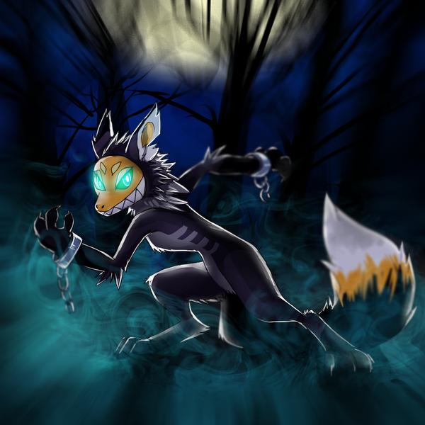 Full Moon by VengefulSpirits