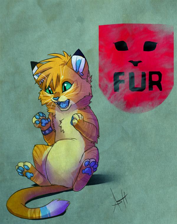 I'm a Cat? by VengefulSpirits