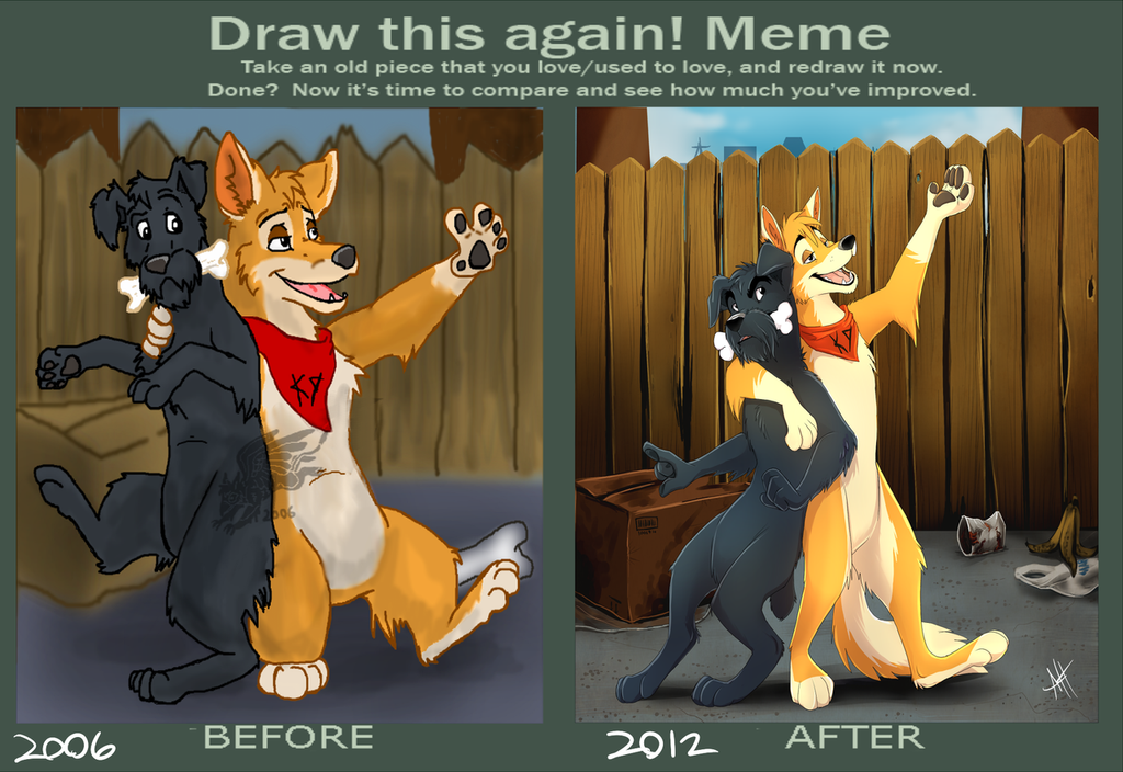 Draw It Again Meme Warrior Cats