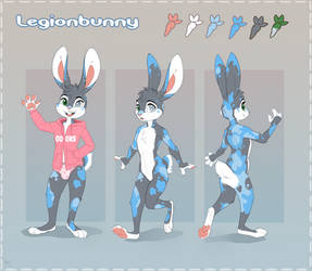 legionbunny by Skeleion