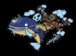 Great Pokemon Water Race Entry